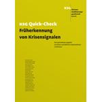 Broschüre KSG Quick Check