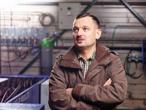 Buttazoni Armin innovativer Stahlbau KWF