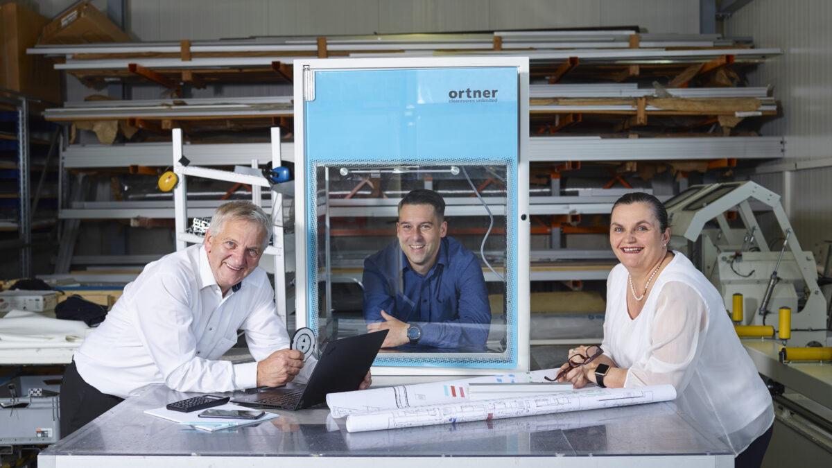 Ortner Reinraumtechnik - TDIKT 2019