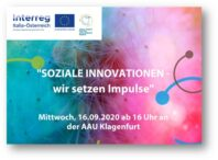 Interreg IT-AT_Cross Border Demo Day 2020