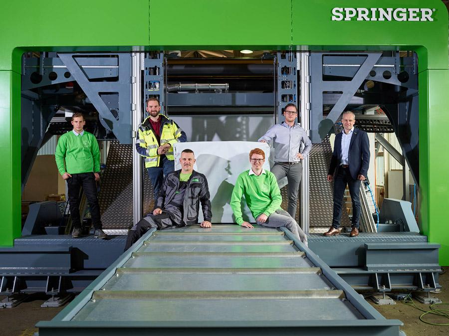 IFP2020 Springer Maschinenfabrik GmbH